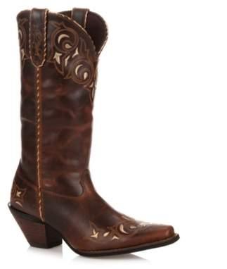 Durango Sew Sassy Western Cowboy Boot