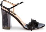 Valentino Garavani Butterfly Inset Sandals