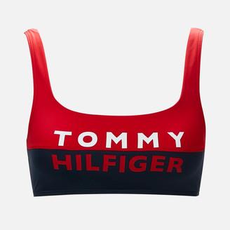 Tommy Hilfiger Women's Bralette Bikini Top