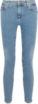 MiH Jeans Bridge High-rise Skinny Jeans - Mid denim