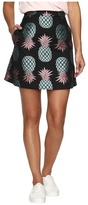 House of Holland Pineapple Skater Skirt