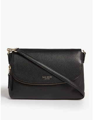 Kate Spade Polly leather cross-body bag