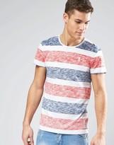 Esprit Reverse Stripe T-Shirt