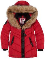 Asstd National Brand Canada Weather Gear Bubble Parka - Girls