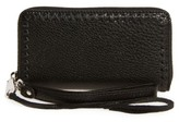 Rebecca Minkoff Women's Vanity Leather Phone Wallet - Black
