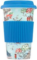 Cath Kidston London Town Ceramic Travel Mug