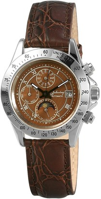 Stolzenberg Men's Automatic Watch ST2700290007 with Leather Strap