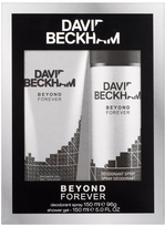 Beckham Beyond Forever Shower Gel & Body Spray Gift Set