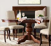 Pottery Barn Sumner Extending Pedestal Dining Table