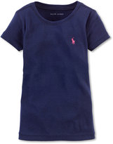 Ralph Lauren T-Shirt, Toddler & Little Girls (2T-6X)