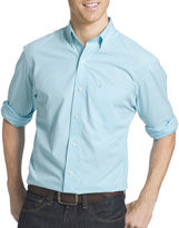 Izod Long-Sleeve Essential Sport Shirt