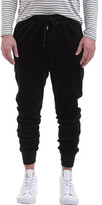 ATM Anthony Thomas Melillo Men's Velour Joggers