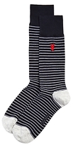 Cole Haan Pinch Pinstripe Socks
