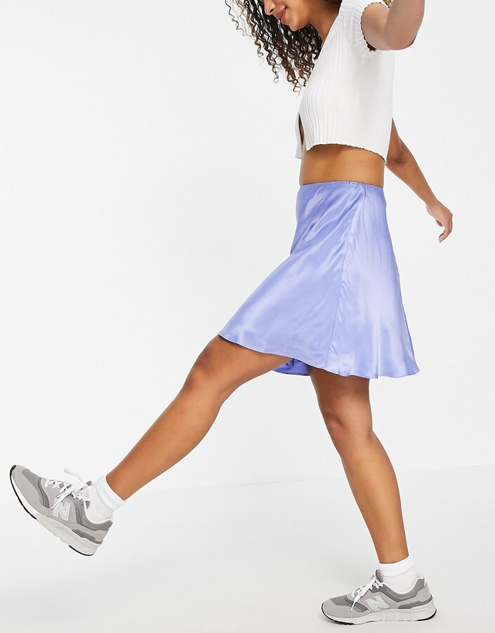 Thumbnail for your product : And other stories & mini skirt in blue