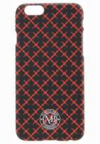 By Malene Birger PAMSY Phone case autumn red