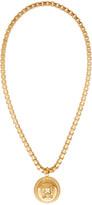 Versace Gold Medusa Necklace