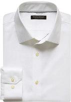 Banana Republic Camden Standard-Fit Non-Iron Birdseye Shirt