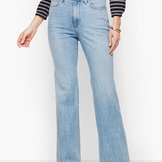 Talbots Flare Jeans - Blake Wash