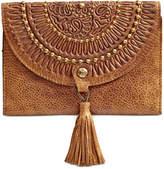 Patricia Nash Distressed Vintage Colli Wallet