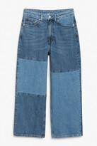 Thumbnail for your product : Monki Mozik block jeans