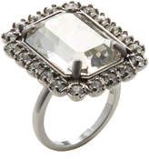Swarovski Women's Shourouk Square Cocktail Ring