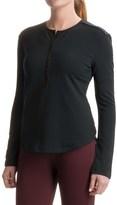 Woolrich Bur Basin Henley Shirt - UPF 50, Long Sleeve (For Women)