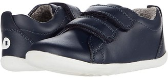Bobux Step Up Grass Court - Waterproof (Infant/Toddler) (Navy 2) Kid's Shoes