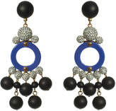 "Lele Sadoughi Clip-On Earrings ""Boulevard"""