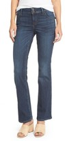 Hudson Petite Women's Beth Baby Bootcut Jeans