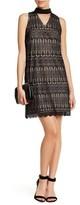 London Times T2891MSG Lace Keyhole Sheath Dress