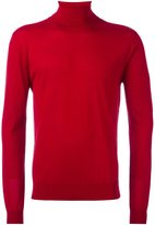DSQUARED2 ribbed roll neck jumper