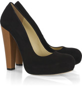 Carven Suede pumps