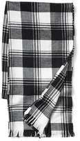 Gap Cozy mix-print scarf