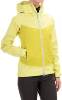 Jack Wolfskin Ridge Texapore Air Jacket - Waterproof (For Women)