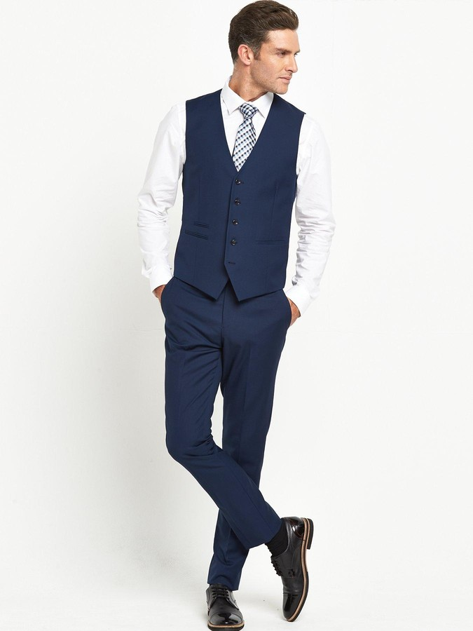 Thumbnail for your product : Skopes Kennedy Slim Trouser - Royal Blue
