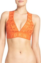 DKNY Women's Logo Bralette
