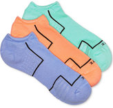 Hue Women's Air Cushion 3D Sole Socks 3-Pk.