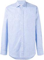 Etro checked shirt - men - Cotton - 39