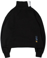 Standard Turtle Sweatshirt Black