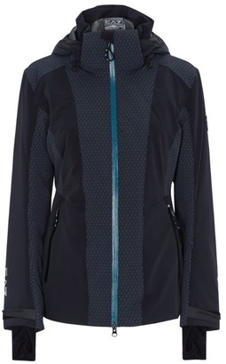 Giorgio Armani Colour-Block Ski Jacket