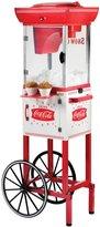 Nostalgia Electrics Coca-Cola Series Tall Snow Cone Cart - Red