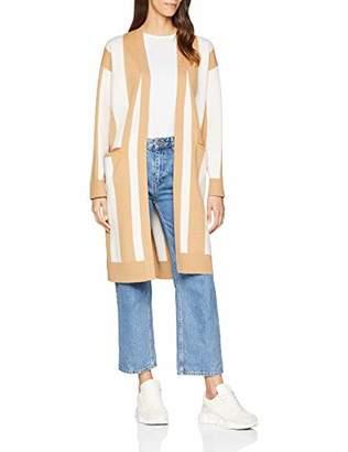 Selected Femme NOS Women's Slfvilma Ls Long Knit Cardigan B14 (Size: Large)