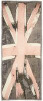 Vivienne Westwood Flag wool scarf