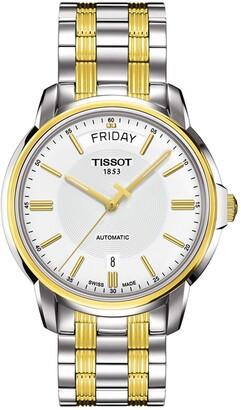 Tissot Men's Automatic III Swiss Watch, 39mm
