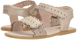 Livie & Luca Posey (Little Kid) (Gold Shimmer) Girl's Shoes