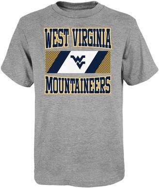 NCAA Boys 4-20 West Virginia Mountaineers Short Sleeve T-shirt