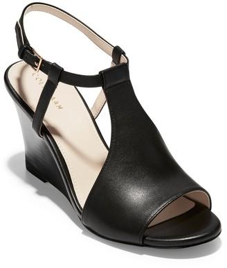 Cole Haan Maddie Open Toe Wedge Sandal