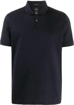 HUGO BOSS Short Sleeve Polo Shirt