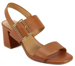 Aerosoles Essex Block Heel Dress Sandals Women's Shoes