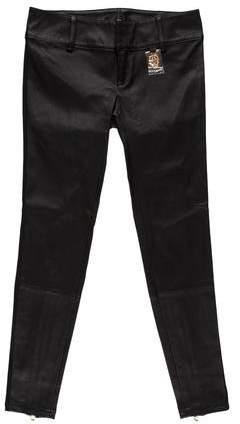 Thomas Wylde Skinny Leather Pants w/ Tags